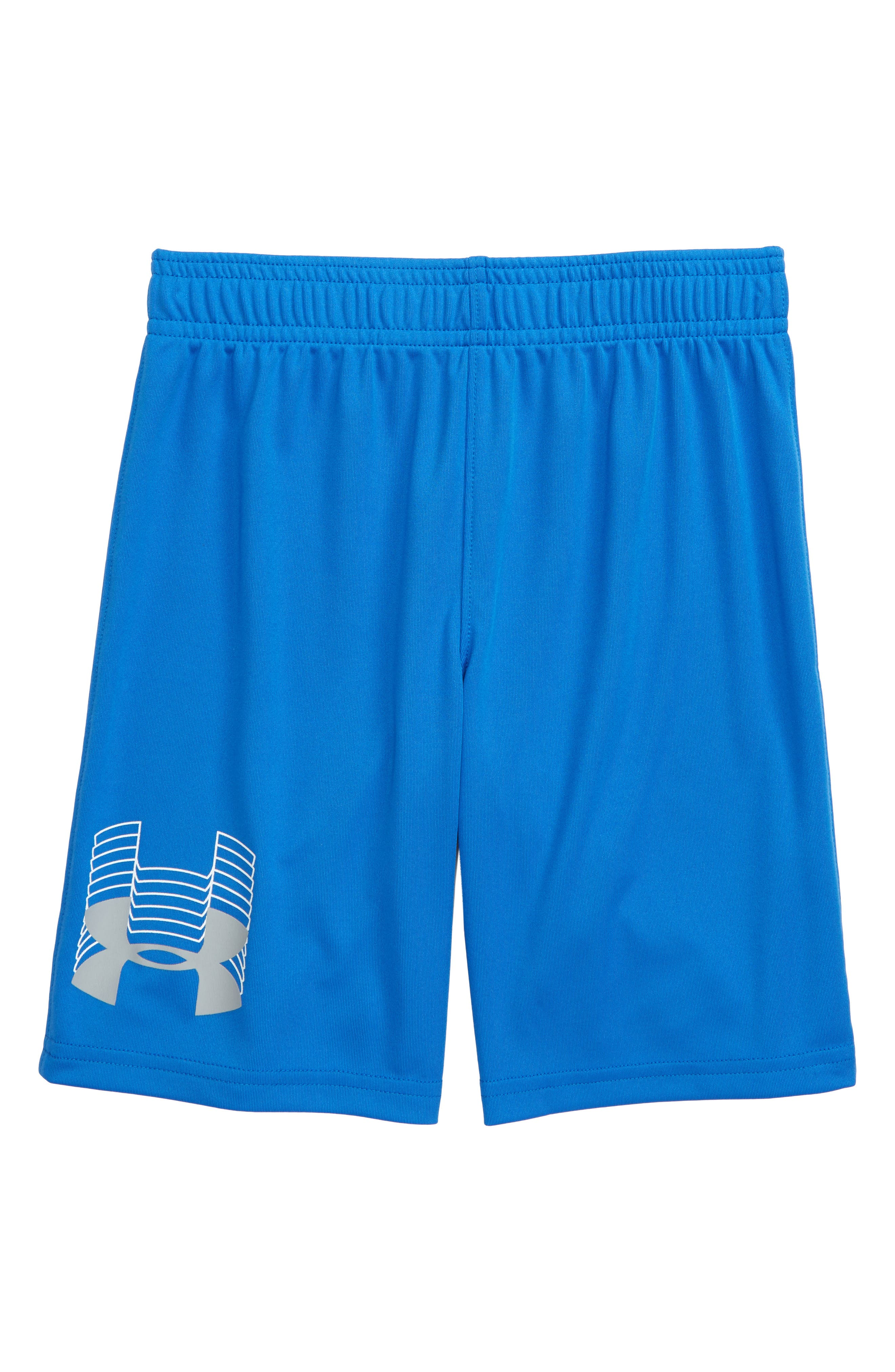 Toddler Boys Under Armour Prototype Heatgear Shorts Size 4T  Blue