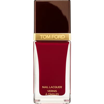 Tom Ford Nail Lacquer - Smoke Red