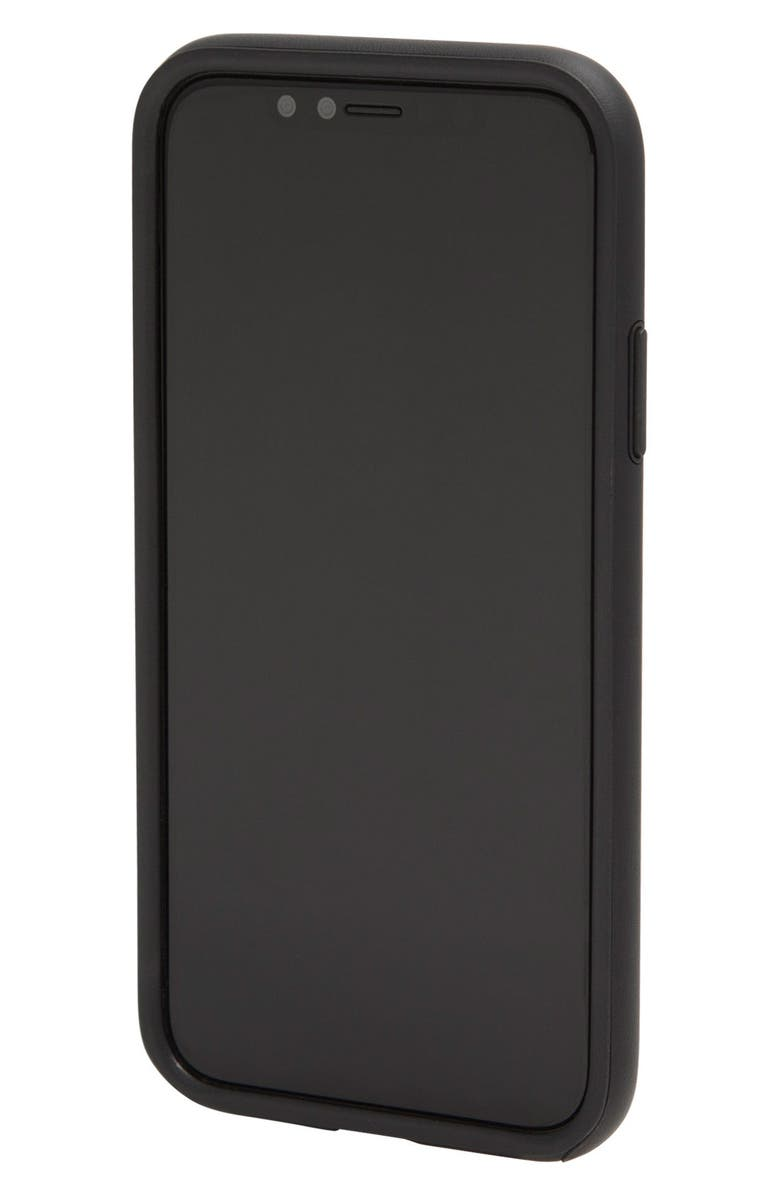 timeless design 9982c 60df5 Sonix Faux Leather iPhone X Case | Nordstrom