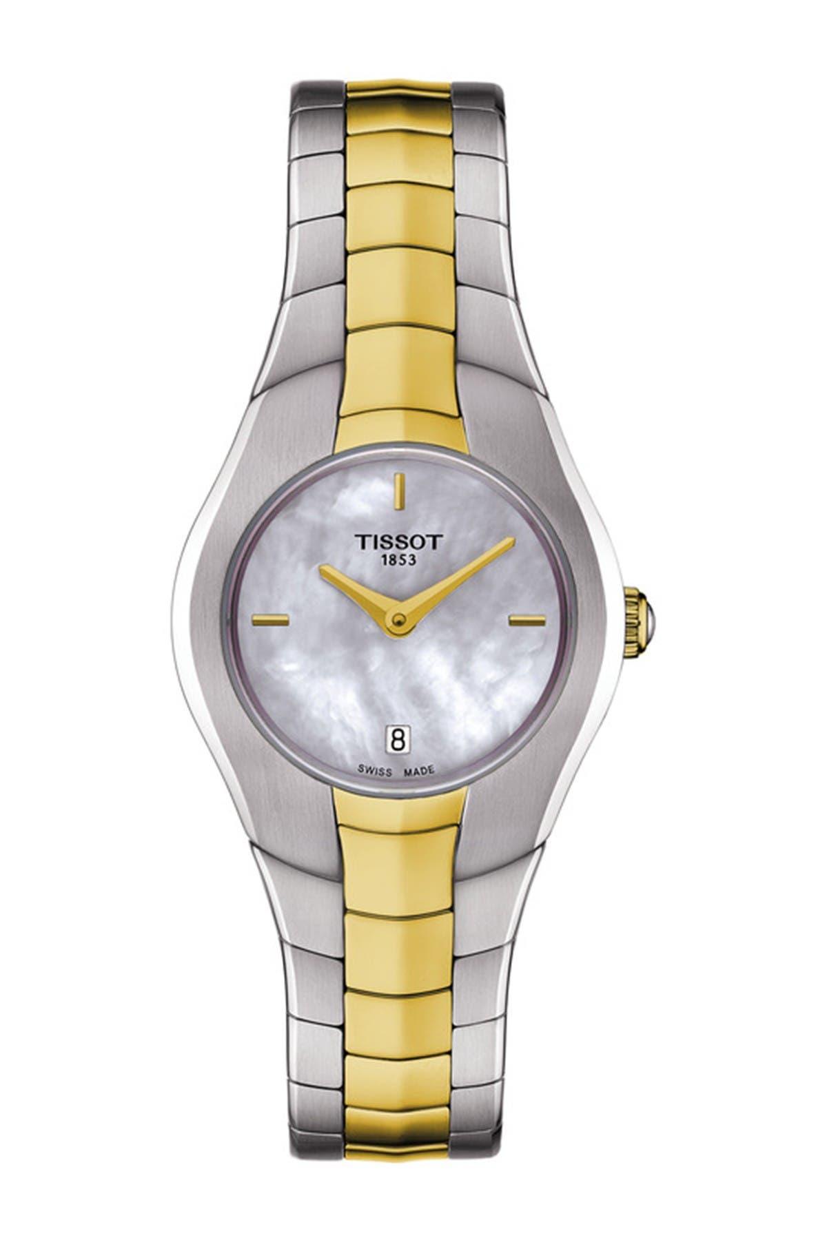 Image of Tissot Women's T-Round Watch, 25mm