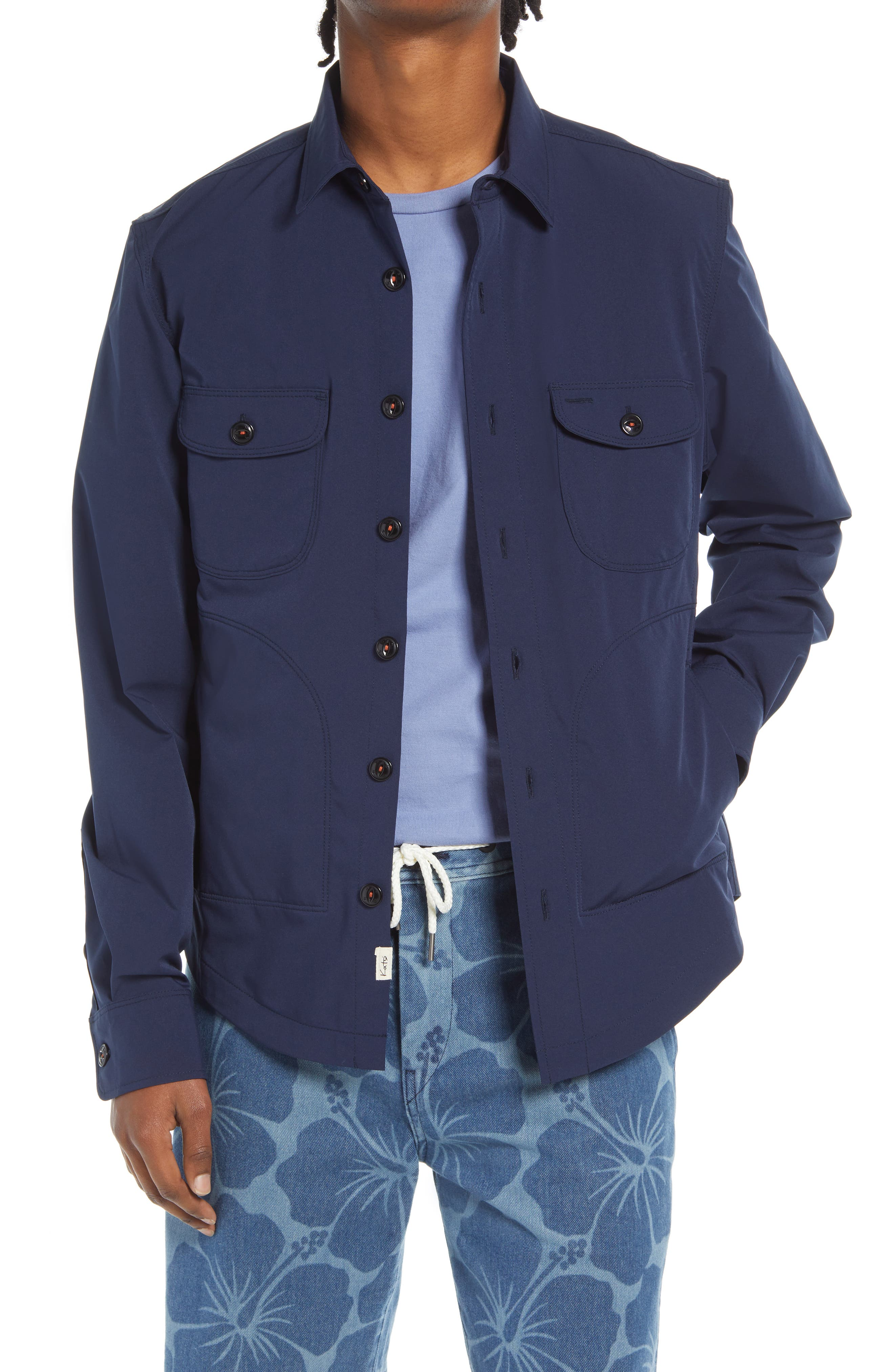 The Anvil Solotex Shirt Jacket