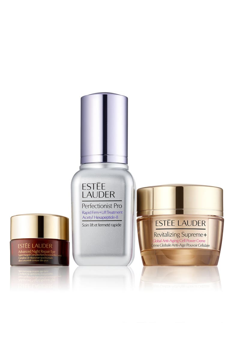 ESTÉE LAUDER Smooth + Glow Set, Main, color, 000