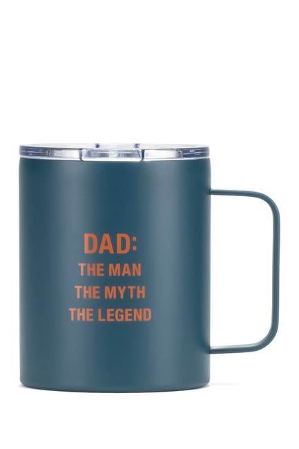 Image of ABOUT FACE DESIGNS The Legend Insulated Mug