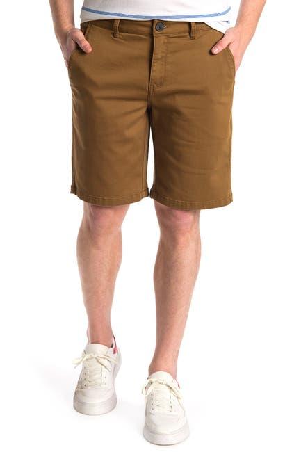 Image of Ezekiel Bounce Mid Rise Stretch Shorts