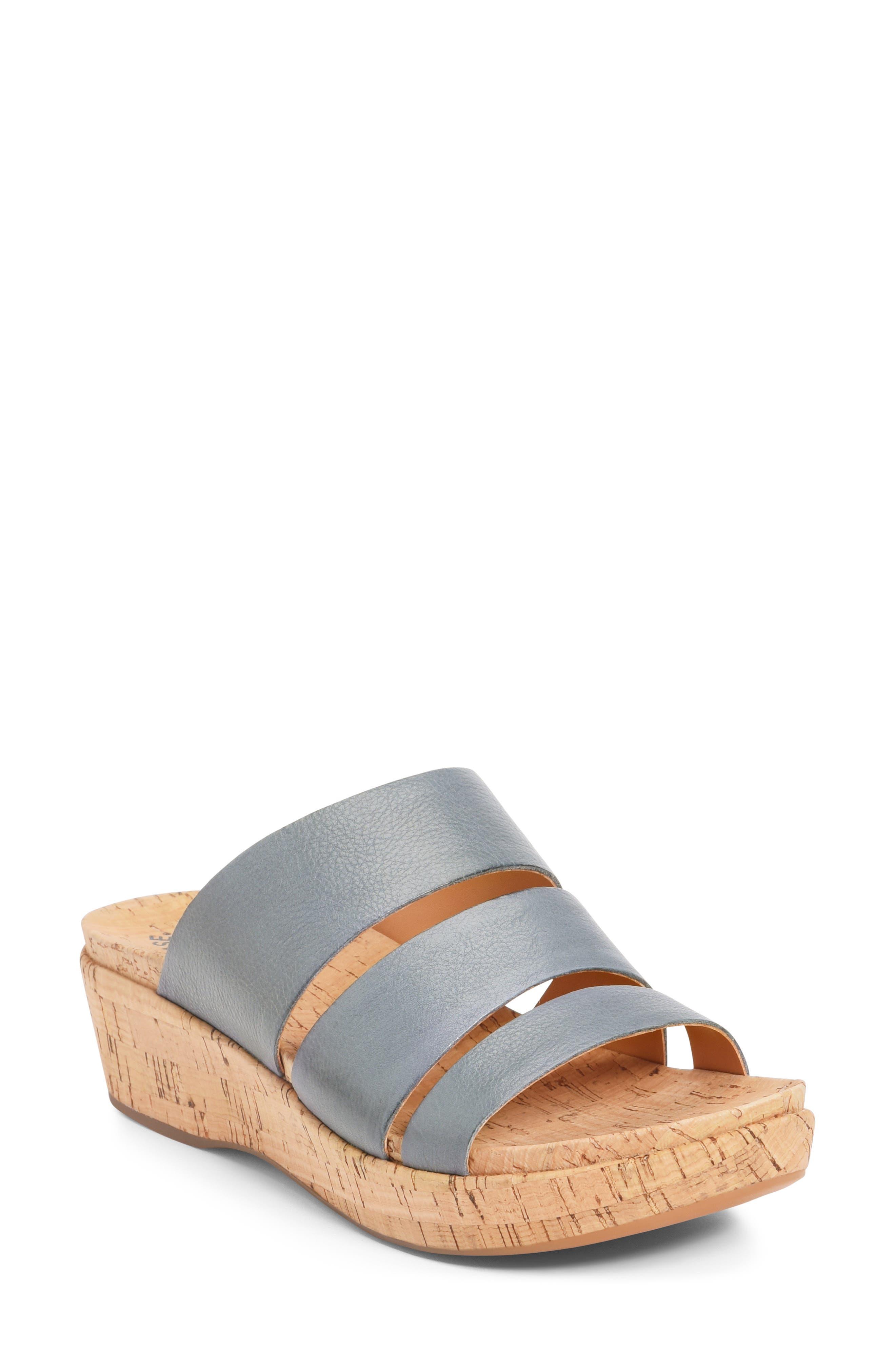 Women's Kork-Ease Menzie Wedge Slide Sandal