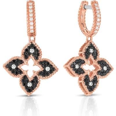 Roberto Coin Venetian Princess Diamond Drop Earrings
