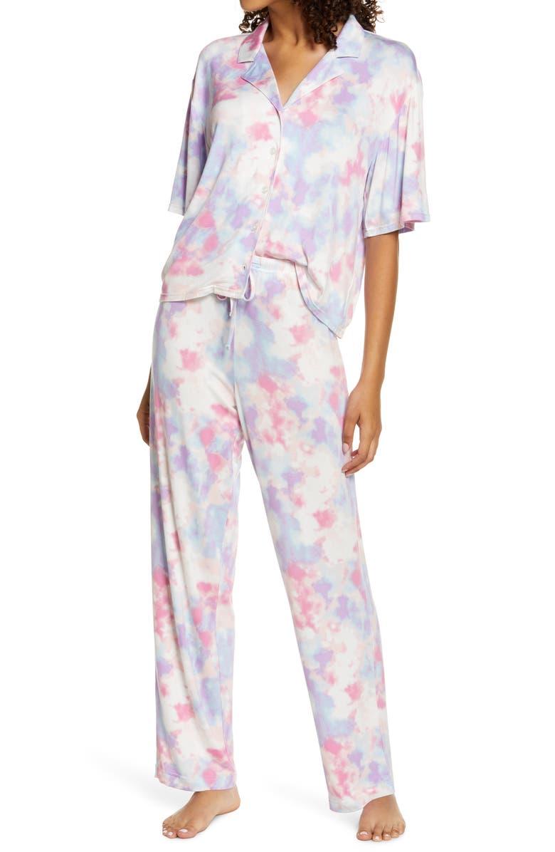 BP. Sleepy Head Pajamas, Main, color, 501