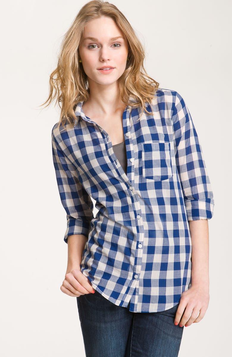 BP. 'Preppy' Cotton Shirt, Main, color, 270
