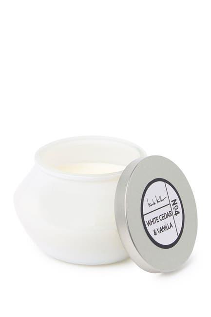 Image of PORTOFINO Nicole Miller White Cedar & Vanilla Candle - 11.64 oz.