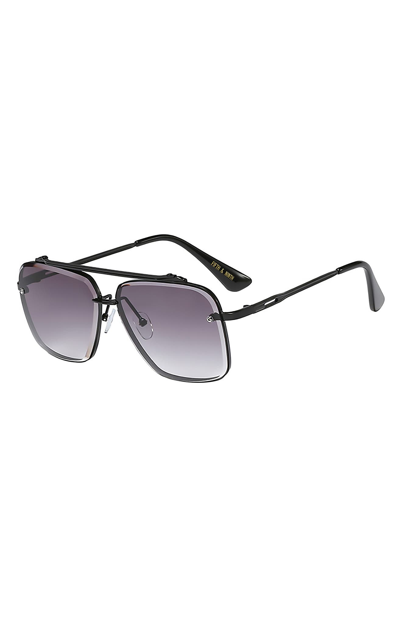 Aviator 62mm Aviator Sunglasses