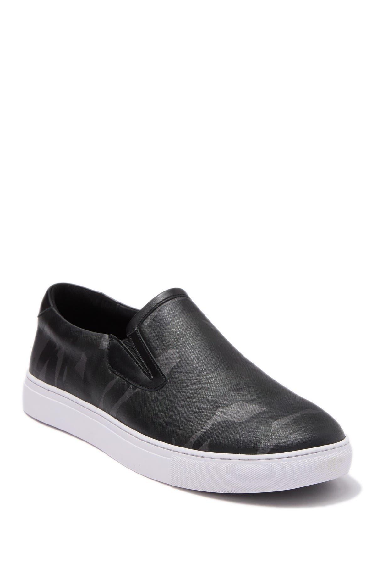 Image of Robert Graham Buster Slip-On Sneaker