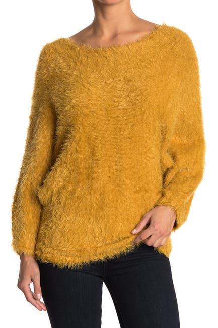 Image of Wishlist Open Tie Back Sweater