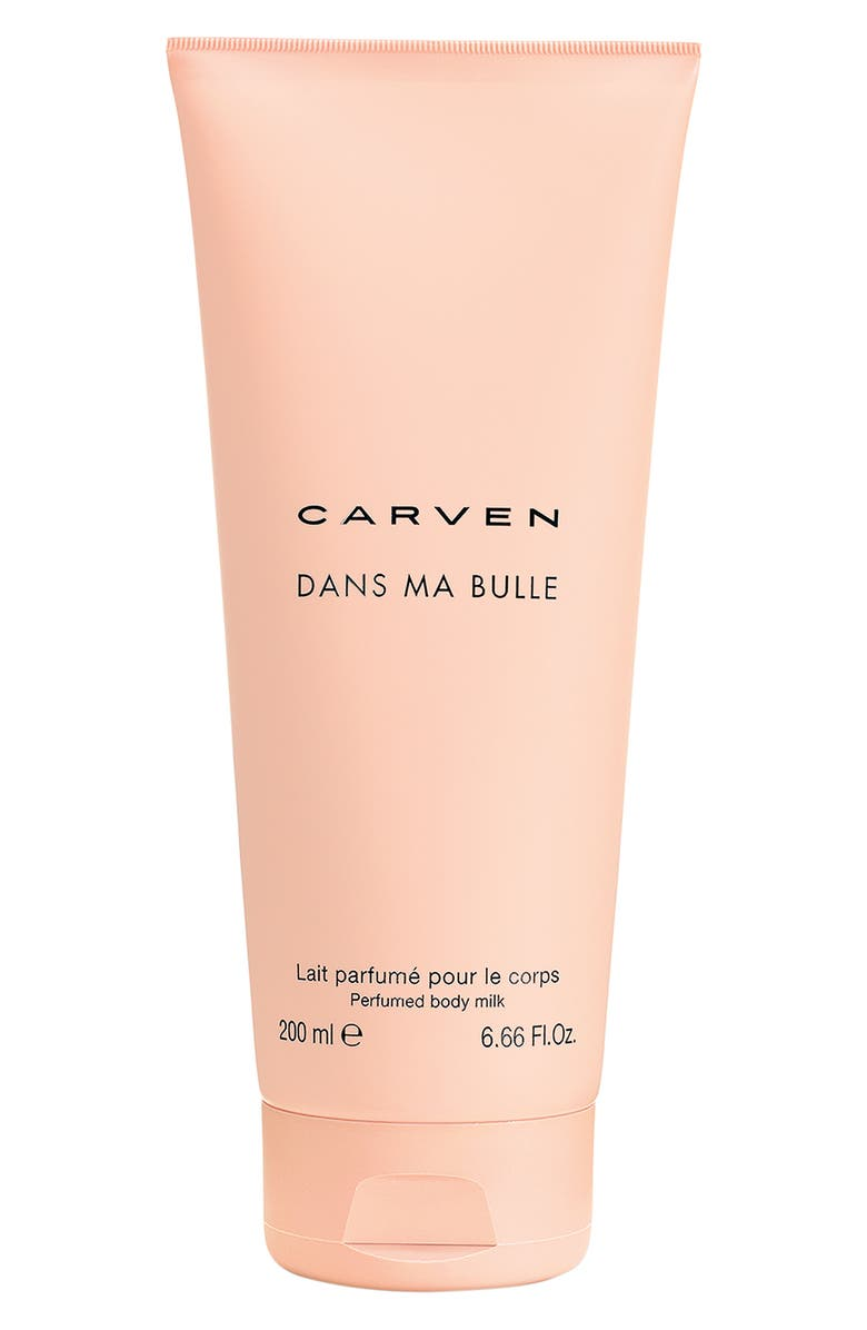 CARVEN Dans Ma Bulle Body Milk, Main, color, NO COLOR