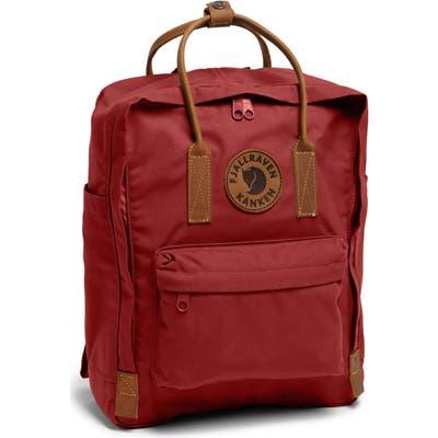 Fjallraven Kanken No. 2 Backpack - Red