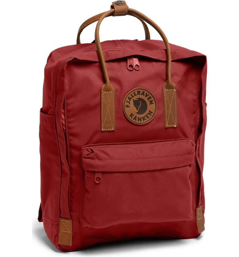 FJÄLLRÄVEN Kånken No. 2 Backpack, Main, color, DEEP RED