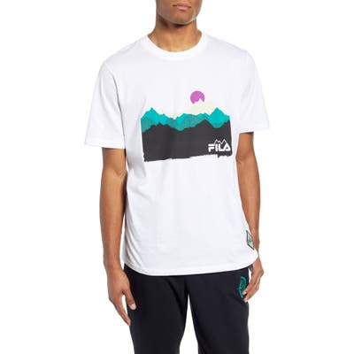 Fila Explorer Logo T-Shirt, Green