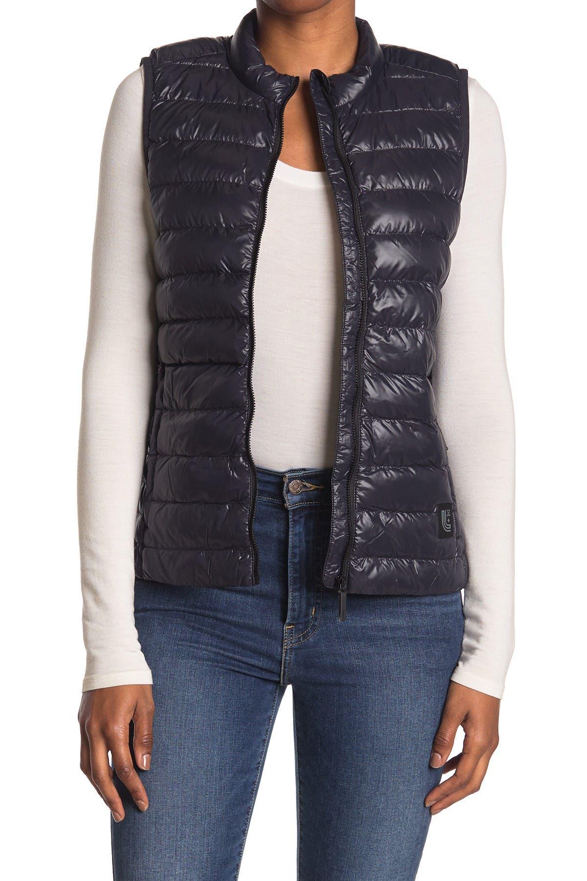 Image of Lole Maria Zip Puffer Vest