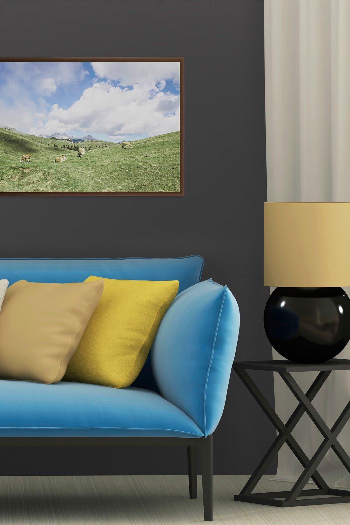 Image of PTM Images Medium Grass Landscape Canvas Wall Art