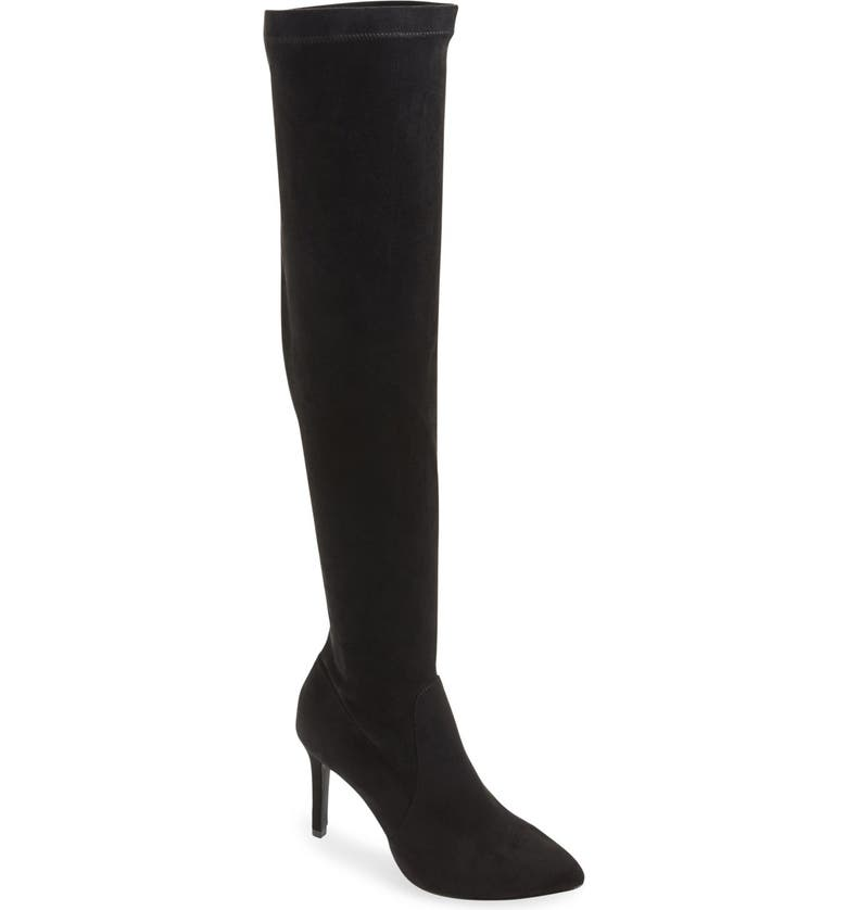 JOIE 'Jemina' Over the Knee Boot, Main, color, 001