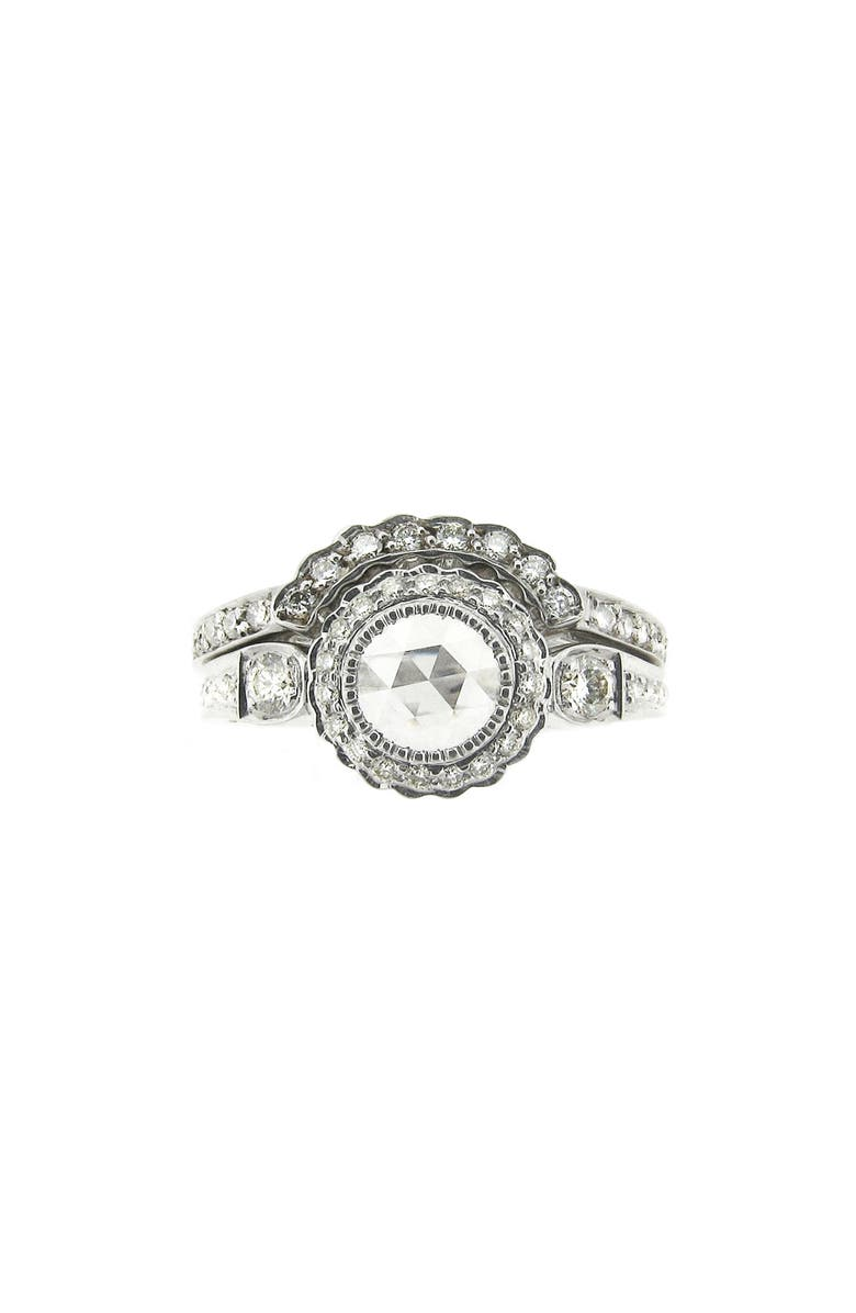 SETHI COUTURE True Romance Diamond Ring, Main, color, WHITE GOLD/ DIAMOND