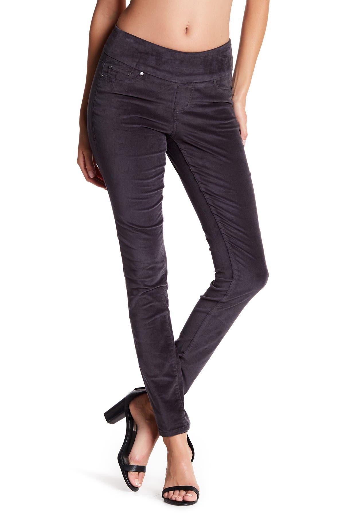 Image of JAG Jeans Nora Stretch Velvet Skinny Pants