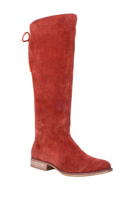 Image of DINGO Alameda Suede Knee High Boot