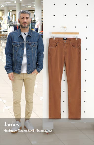 Transcend Federal Slim Straight Leg Jeans, sales video thumbnail
