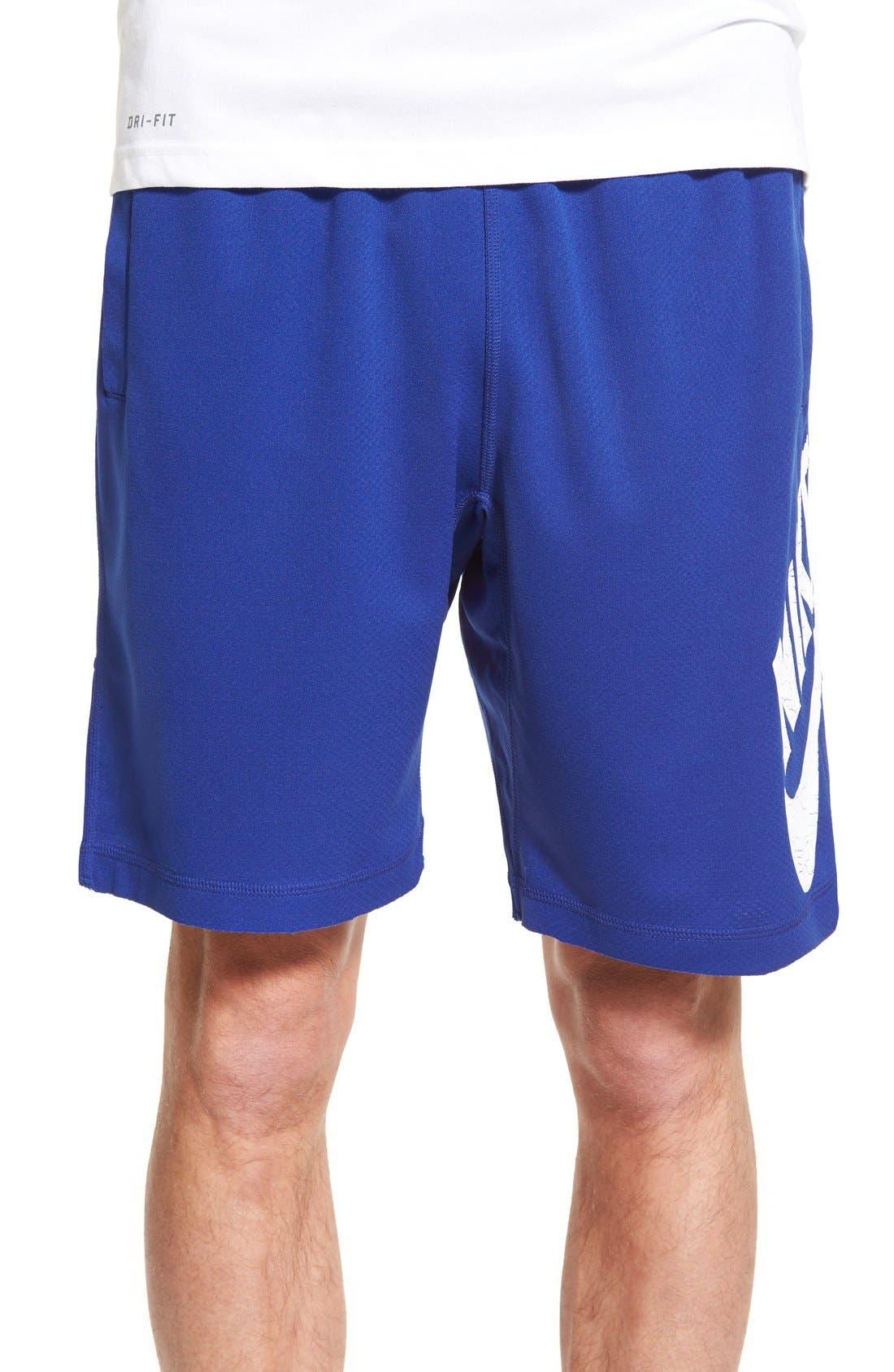 ,                             SB 'Sunday' Dri-FIT Shorts,                             Main thumbnail 8, color,                             455