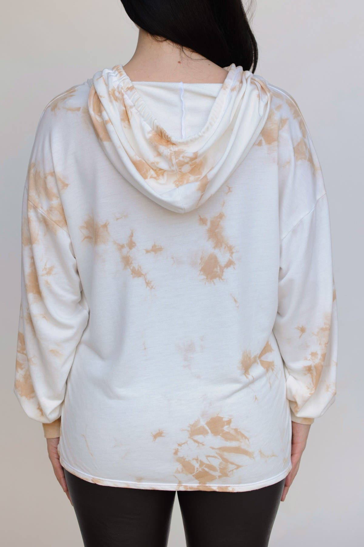 Image of FOUND Dreamer High/Low Hoodie