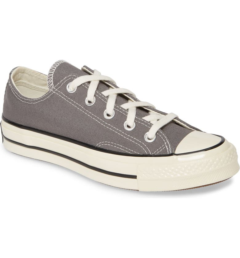 CONVERSE Chuck Taylor<sup>®</sup> All Star<sup>®</sup> 70 Always On Low Top Sneaker, Main, color, MASON/ EGRET/ BLACK