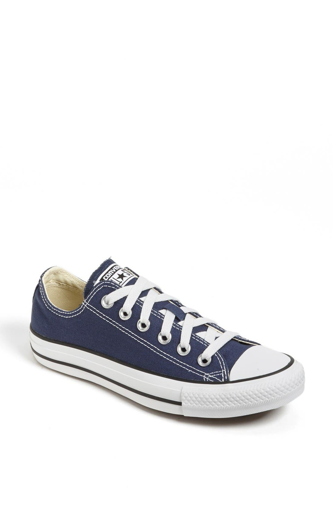 Converse Chuck Taylor Low Top Sneaker- Blue