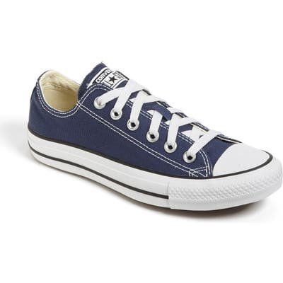 Converse Chuck Taylor Low Top Sneaker- Blue