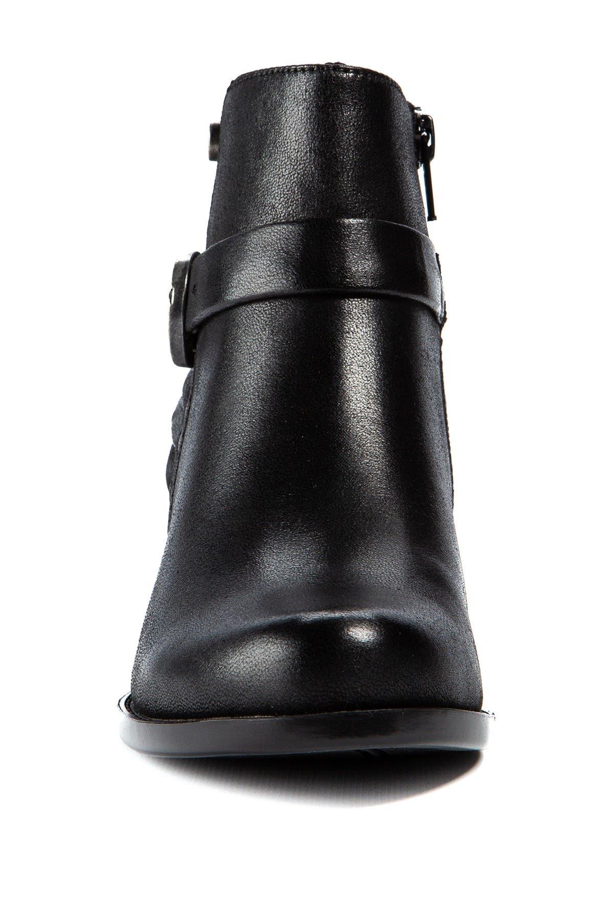 Image of BareTraps Russel Stacked Heel Bootie