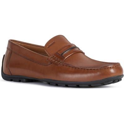 Geox Moner 4 Driving Shoe