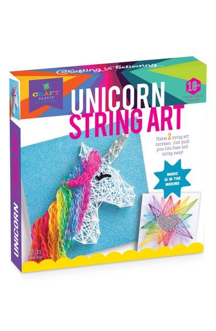 Image of Craft-tastic String Art Kit