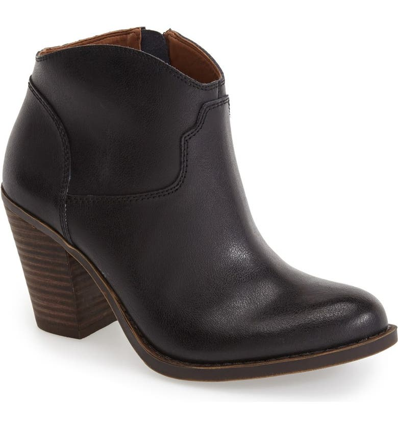 LUCKY BRAND 'Eller' Bootie, Main, color, 001