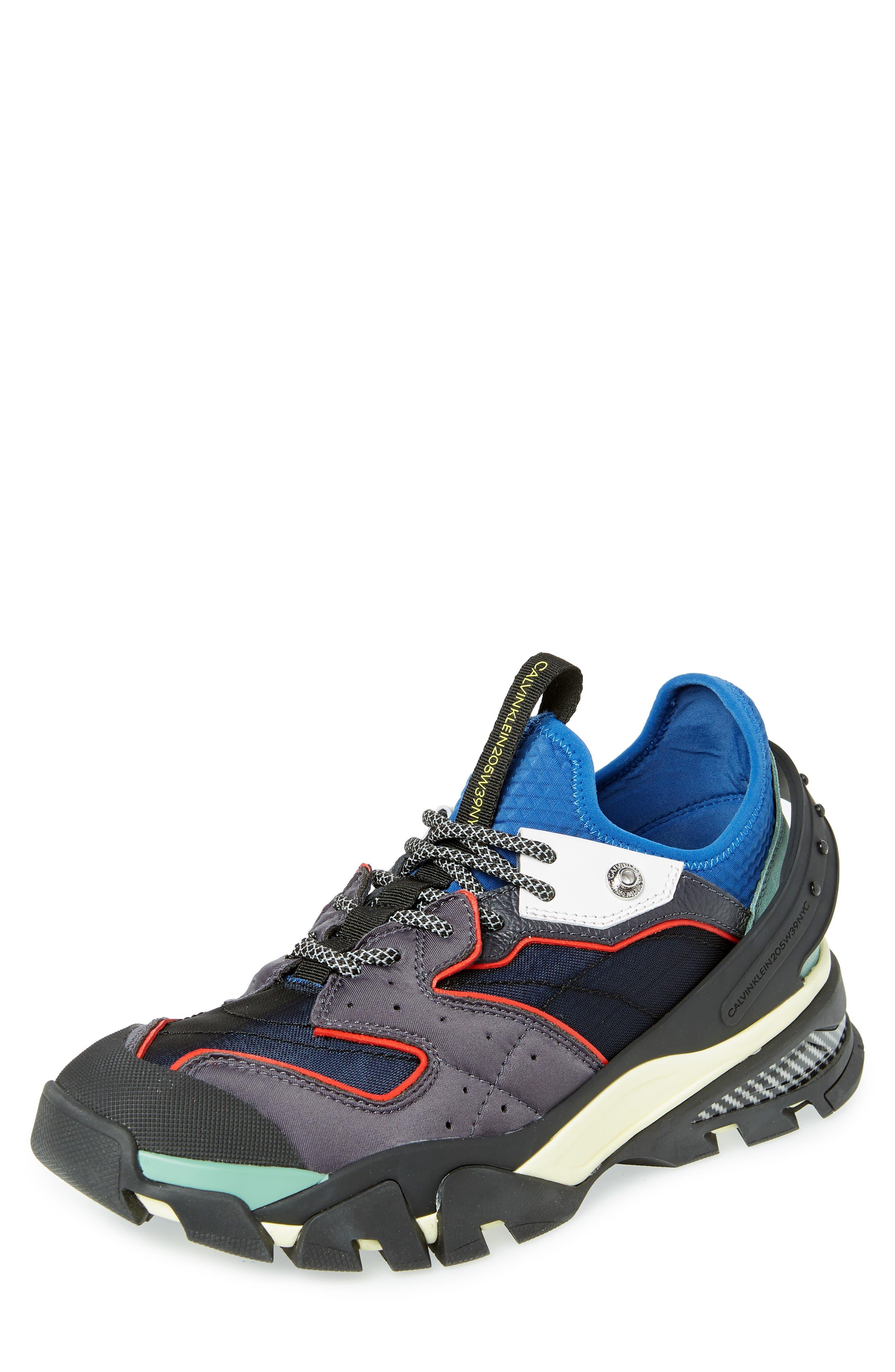 calvin klein runner sneakers