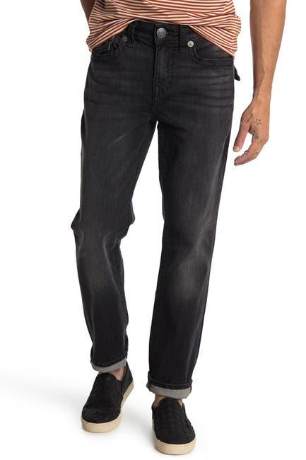 Image of True Religion Geno Flap Super T Straight Leg Jeans