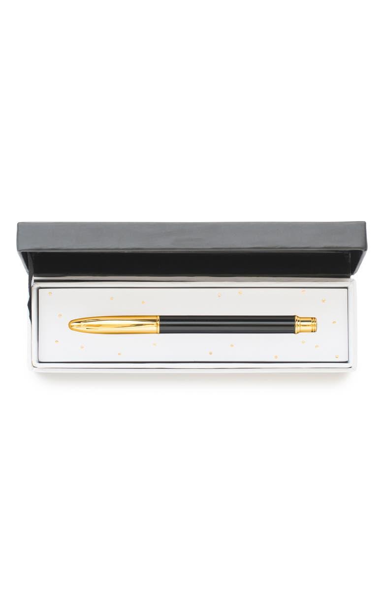 SUGAR PAPER Signature Pen Desk Accessory, Main, color, 001