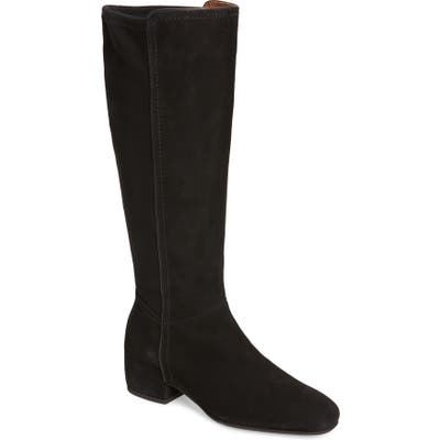 Aquatalia Ursele Tall Boot, Black