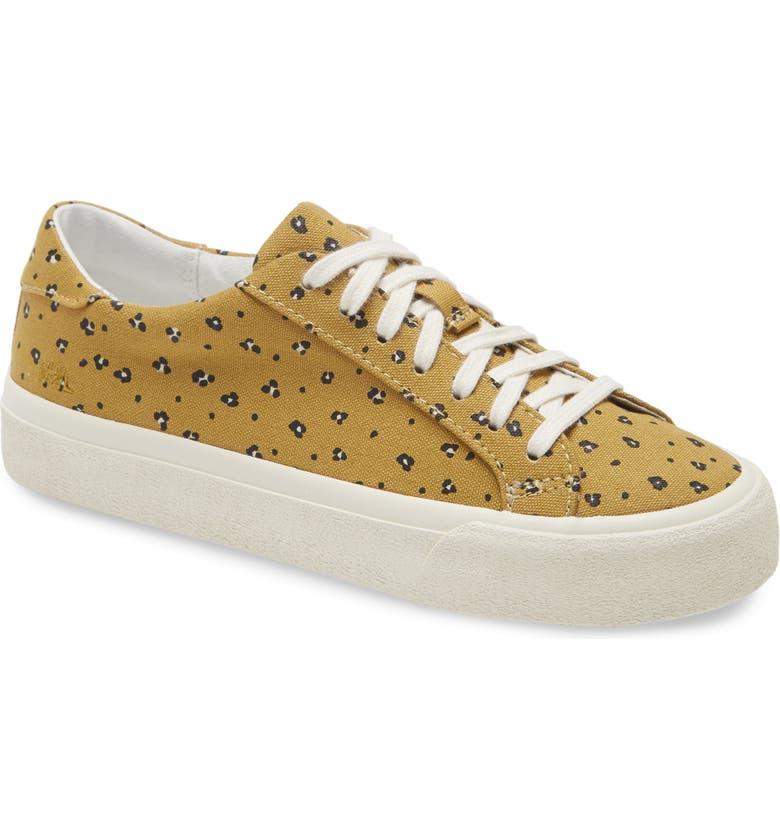 MADEWELL Sidewalk Low Top Sneaker, Main, color, BRONZED LICHEN MULTI