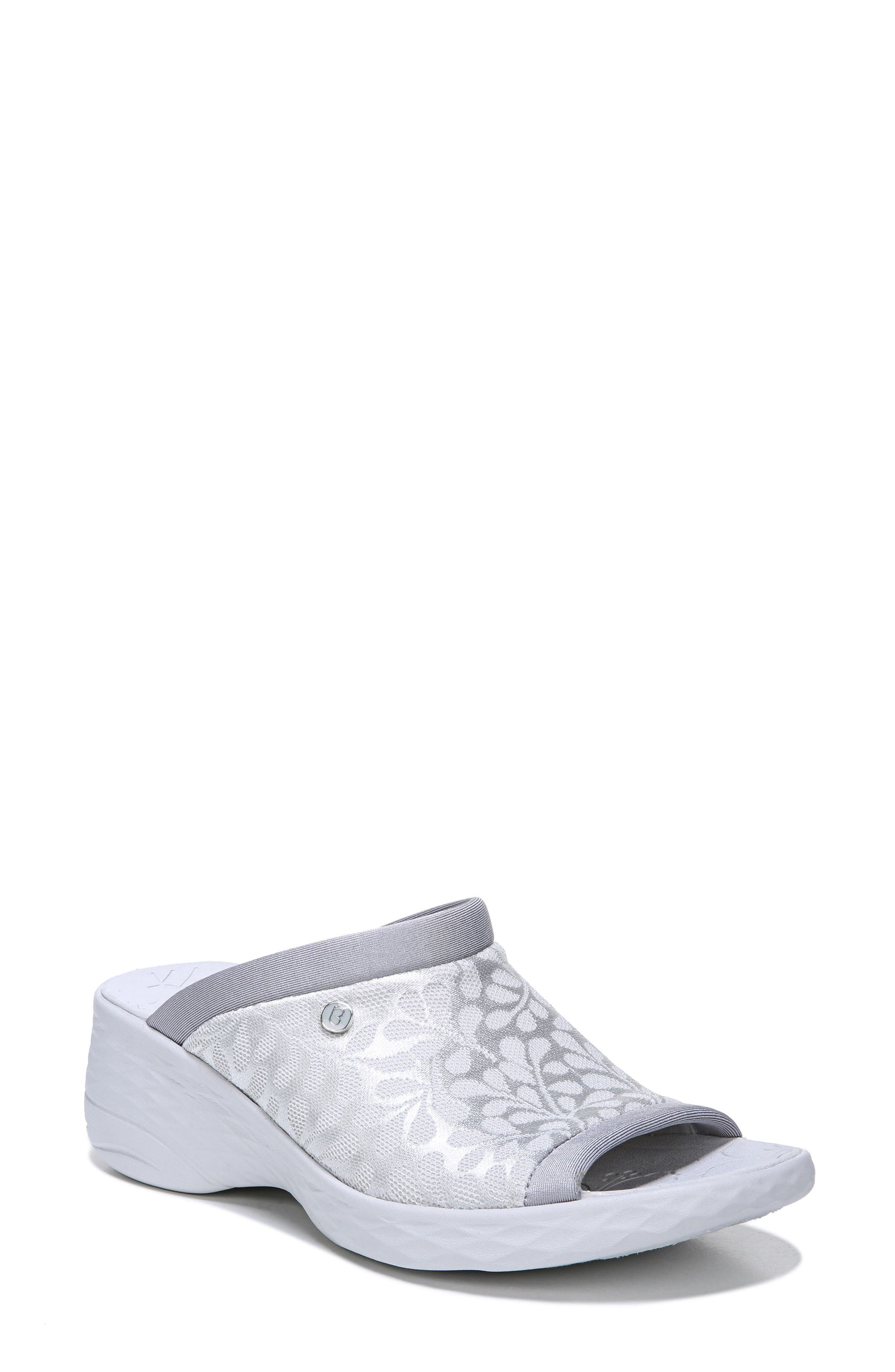 Bzees Jubilee Sandal, Grey