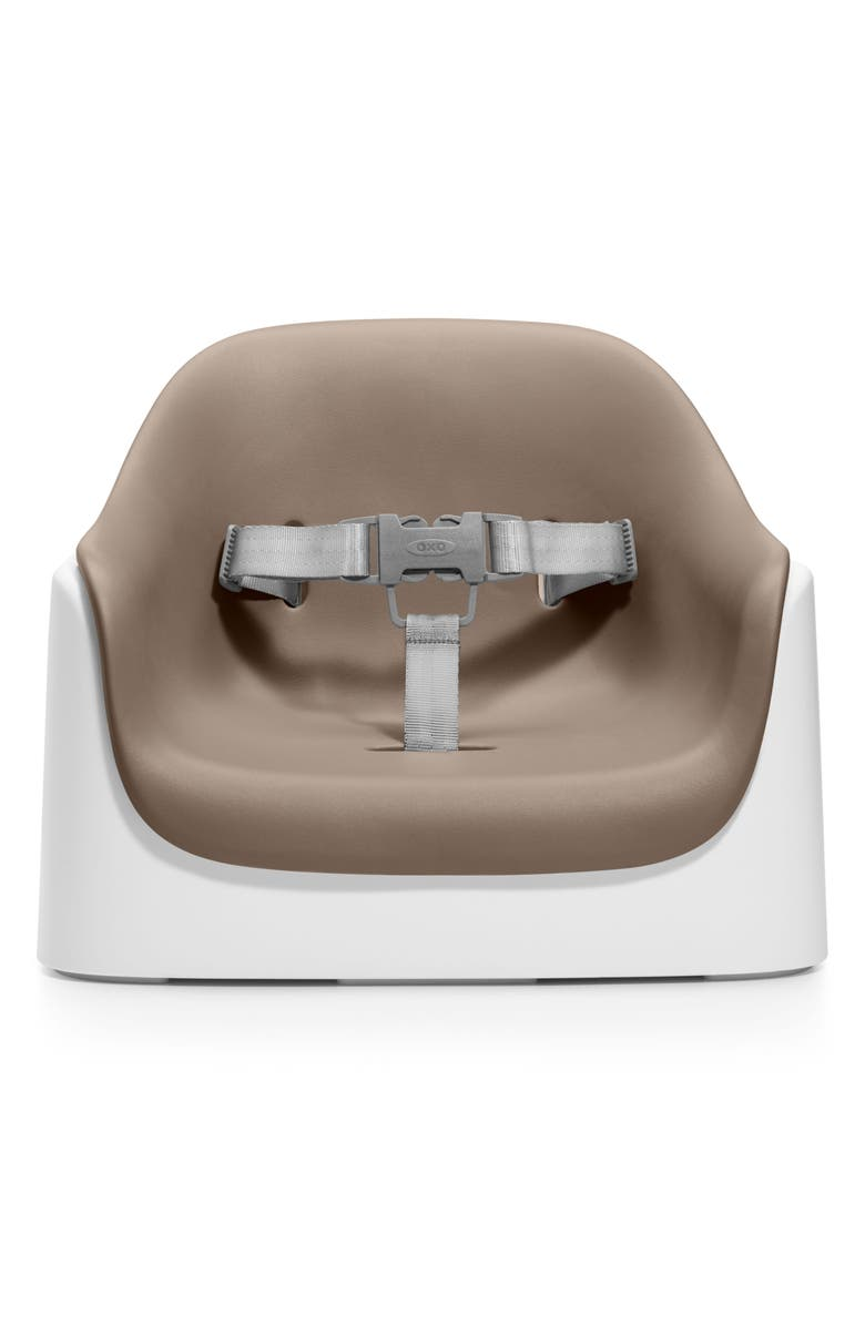 OXO TOT Nest Booster Seat, Main, color, TAUPE