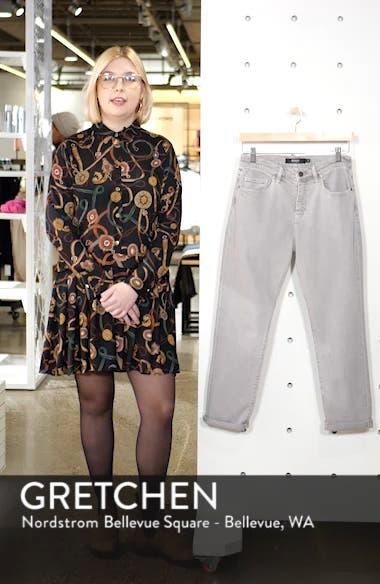 Jessi Relaxed Crop Boyfriend Jeans, sales video thumbnail