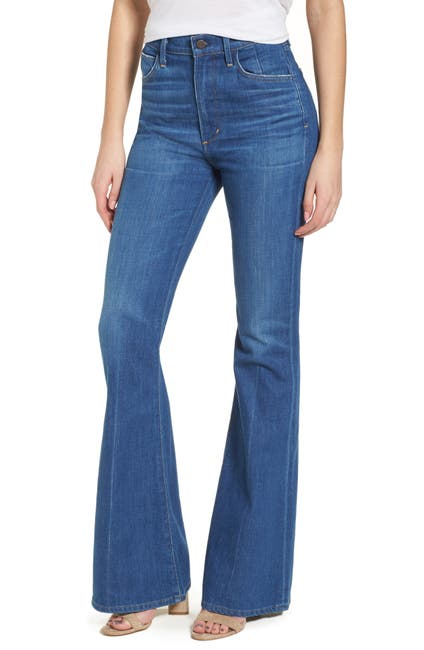 Image of Citizens Of Humanity Cherie High Waist Bell Jeans
