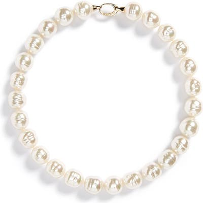 Majorica 1m Baroque Pearl Necklace