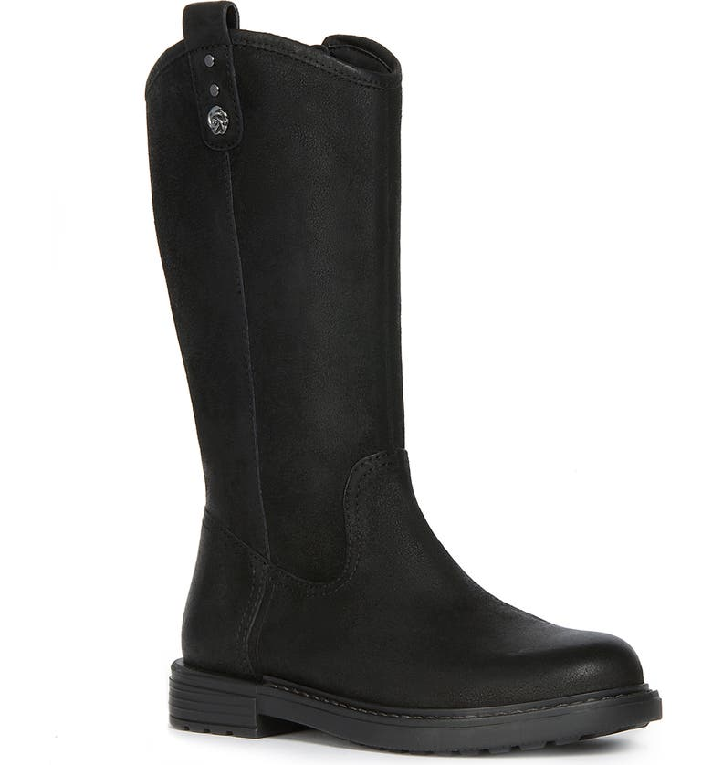 GEOX Eclair 3 Boot, Main, color, BLACK
