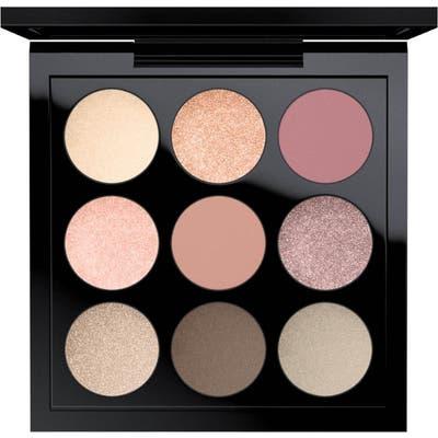MAC Times Nine Eyeshadow Palette - Solar Glow Times Nine