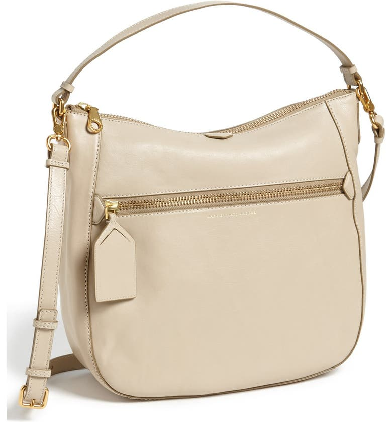 MARC JACOBS MARC BY MARC JACOBS 'Globetrotter - Kirsten' Leather Satchel, Main, color, 270