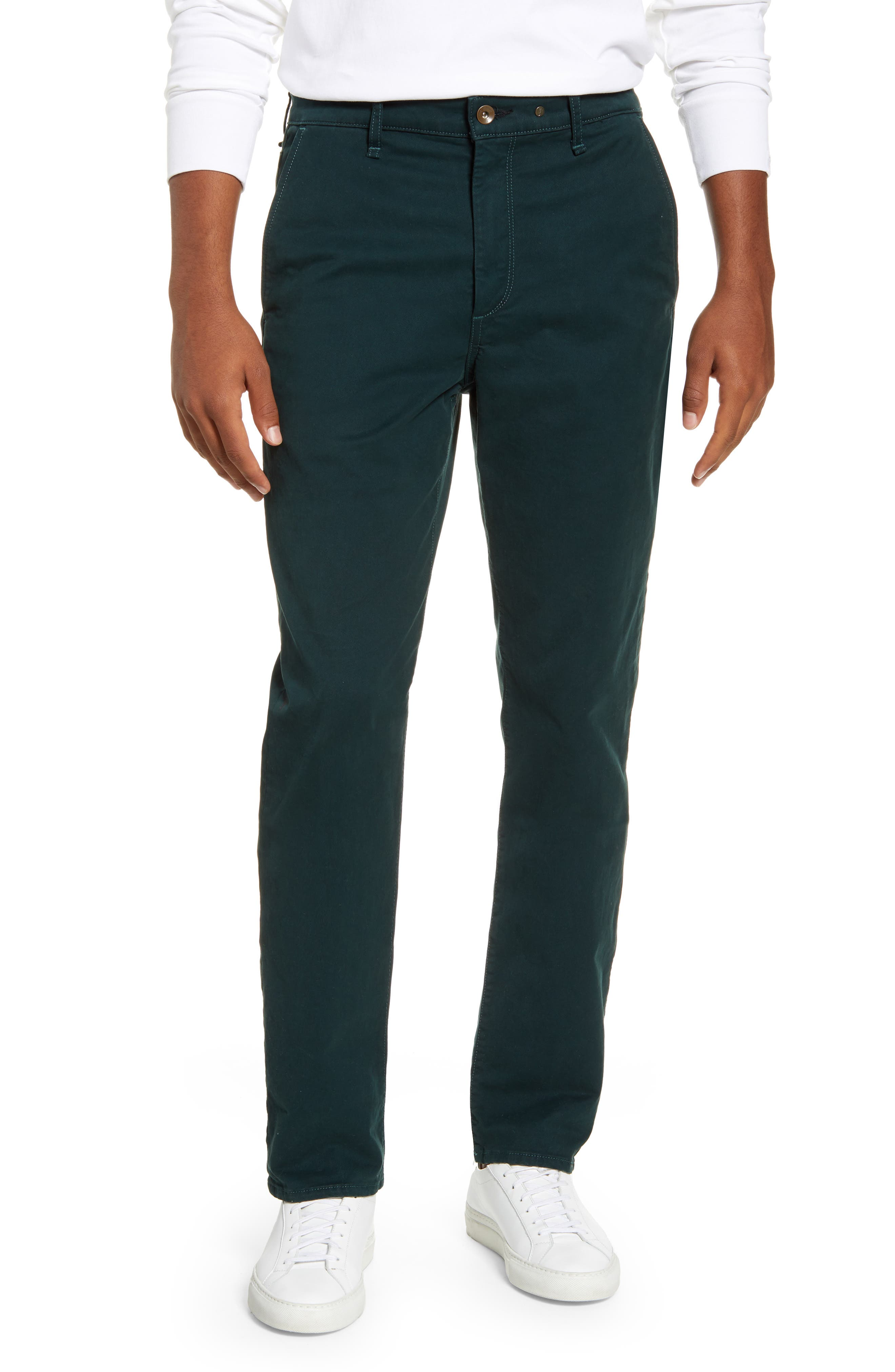 Image of Rag & Bone Fit 2 Classic Slim Fit Chinos